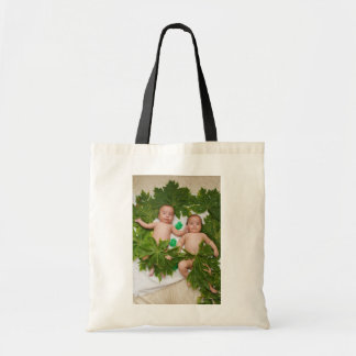 STOCK MARKET FOR PURCHASES BUDGET TOTE BAG