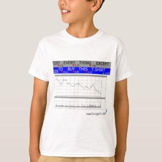 Stock Market Loss T-Shirt