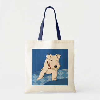 Stock market Nougat in the bed Tote Bag