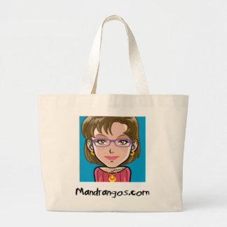 Stock market of Mandrangos purchases Jumbo Tote Bag