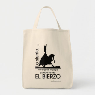 Stock market of the ecological purchase grocery tote bag