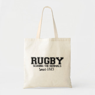 Stock market Quote Rugby Tote Bag
