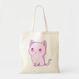 Stock market Rosa Cat Tote Bag