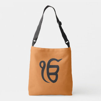 "Stock market Sam Browne belt ""Ek NGO Kar "" Crossbody Bag"