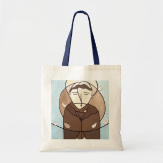 Stock market San Francisco de Assis Tote Bag
