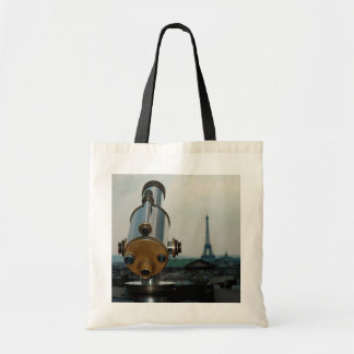 "Stock market Torre Eiffel ""French Cliches"" Tote Bag"