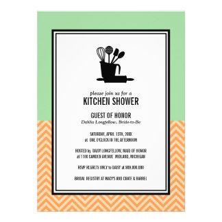 Stock the Kitchen Bridal Shower Invitations