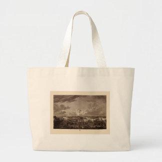 Stockholm 1805 large tote bag