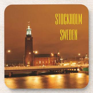 Stockholm City Hall, Sweden Coaster