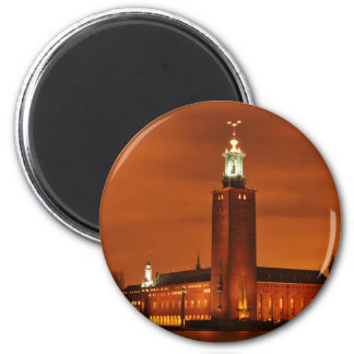 Stockholm City Hall, Sweden Magnet