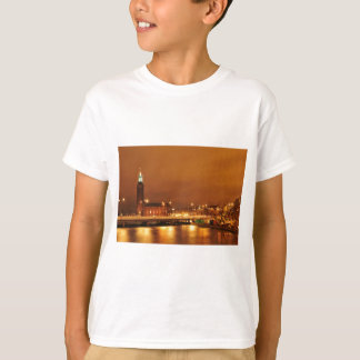 Stockholm City Hall, Sweden T-Shirt