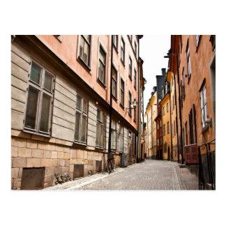 Stockholm postcard