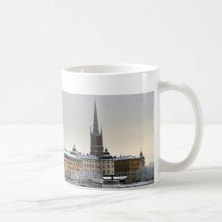 Stockholm Riddarkyrkan Coffee Mug