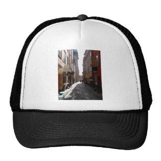 Stockholm street mesh hats