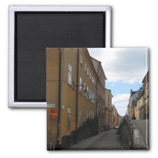 Stockholm Street Magnet