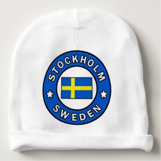 Stockholm Sweden Baby Beanie