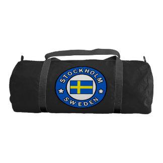 Stockholm Sweden Gym Bag