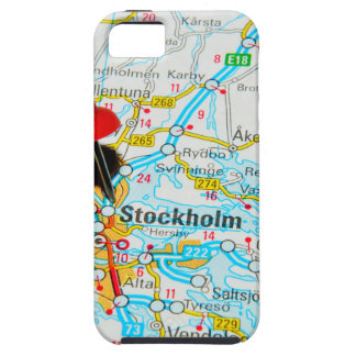 Stockholm, Sweden iPhone 5 Cases