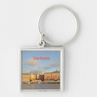 Stockholm, Sweden Key Ring