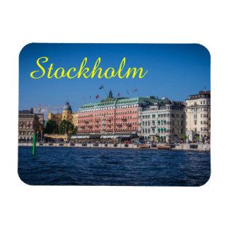 Stockholm Sweden Magnet
