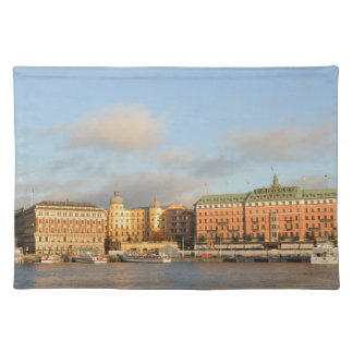 Stockholm, Sweden Placemat