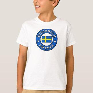 Stockholm Sweden T-Shirt