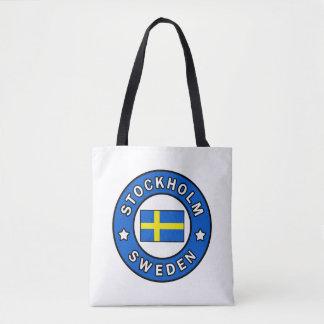 Stockholm Sweden Tote Bag