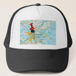 Stockholm, Sweden Trucker Hat