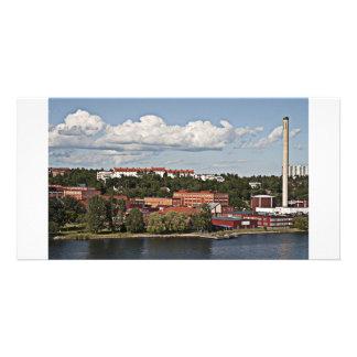 Stockhom Sweden Picture Card