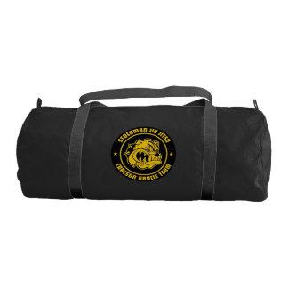 Stockman Jiu-Jitsu Gi Black Bag Gym Duffle Bag Gym Duffel Bag