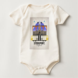 Stockport Baby Bodysuit