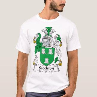 Stockton Family Crest T-Shirt