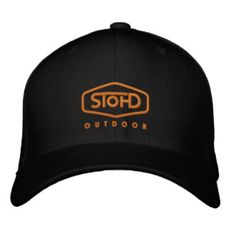 Stohd Outdoor Brand Embroidered Cap