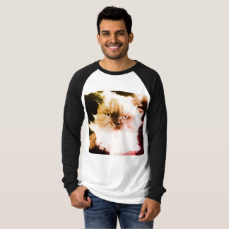 Stoic cat t-shirt