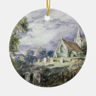 Stoke Poges Church Christmas Tree Ornaments
