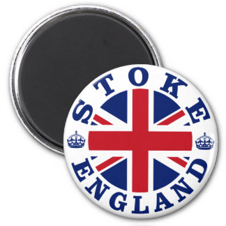 Stoke Vintage UK Design Magnet