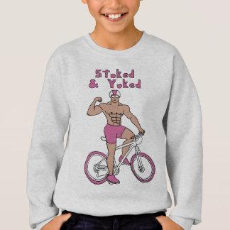 Stoked & Yoked Cyclist Sweatshirt