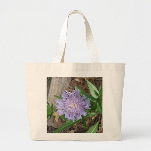 Stokes Aster, Stokesia laevis Tote Bag