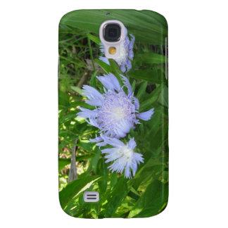 Stokesia Stokes Aster Galaxy S4 Cases