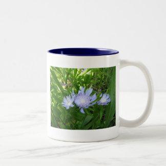Stokesia, Stokes Aster Two-Tone Mug