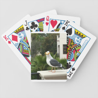 STOLEN LUNCH BICYCLE PLAYING CARDS