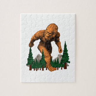 Stomping Grounds Jigsaw Puzzle