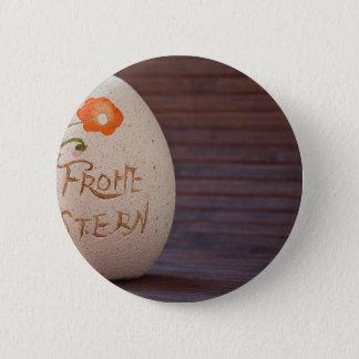 Stone 6 Cm Round Badge