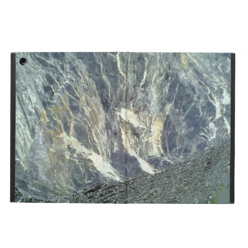 Stone and rock iPad air case