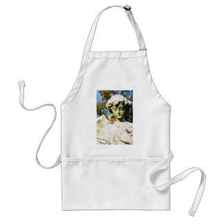 Stone angel standard apron