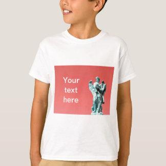 Stone angel statue T-Shirt