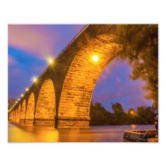 Stone Arch Bridge Photo Print