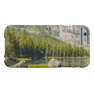Stone At Madison River Barely There iPhone 6 Case