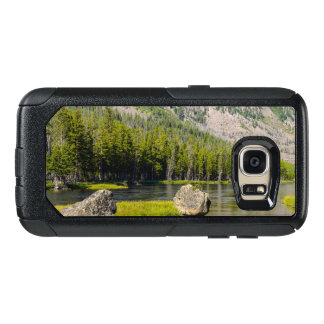 Stone At Madison River OtterBox Samsung Galaxy S7 Case
