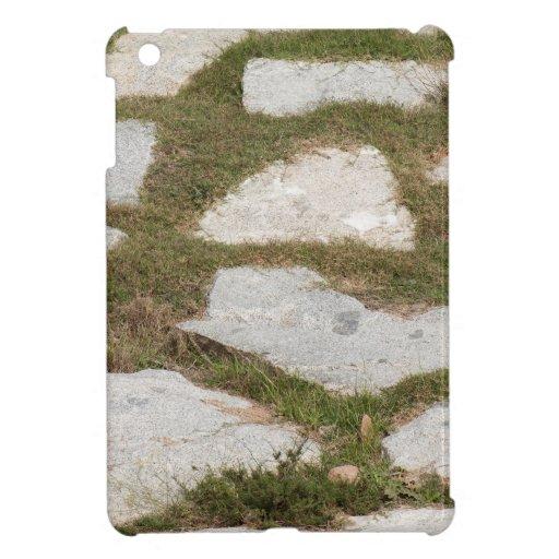 stone bottom iPad mini case